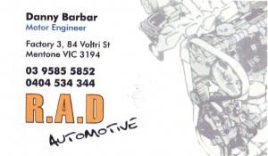 R.A.D. Automotive