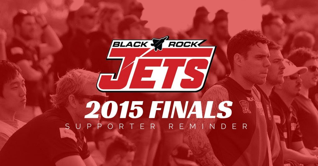 Black Rock FC Fans