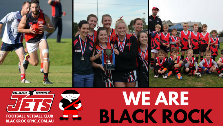 A Booming Black Rock Is Looking To Bolster It's Football and Netball Ranks (Register Your Interest)