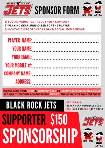 Supporter-Sponsor-Form