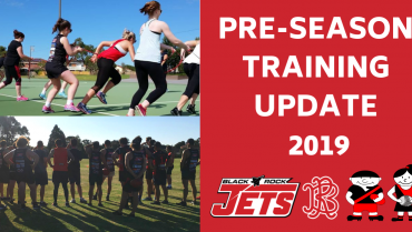 Pre-Season Training Update