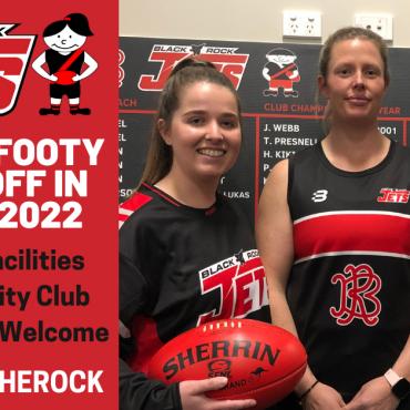 Women's Footy Taking Off In 2022